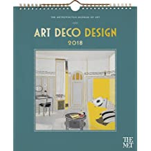 Art Deco Design 2018 Calendar