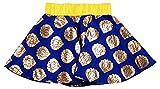 HiFashionkart Baby Girls' Skater Skirt (HFK-627-0-3 Month, Blue, 0-3 Months) Aline Frocks for Girls, Baby Frocks for Girls, Skater Dress for Girls