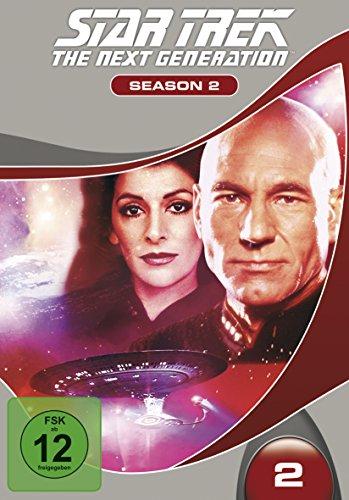Star Trek - The Next Generation: Season 2 [6 DVDs]