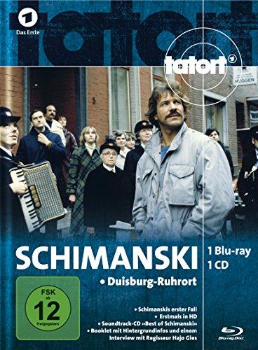 Schimanski - Duisburg Ruhrort - Mediabook (+ CD) (Neuabtastung in 2K) [Blu-ray]