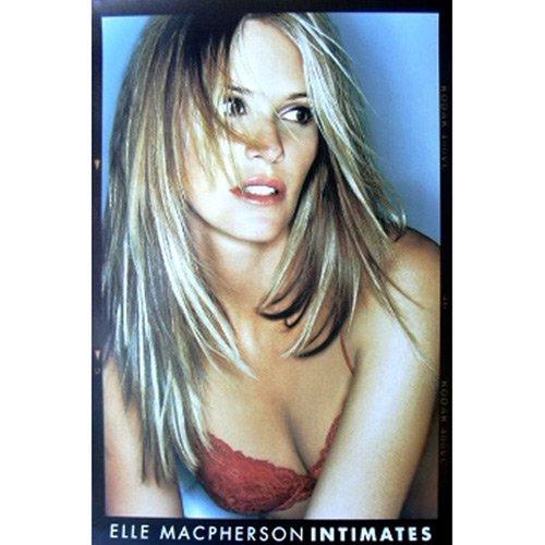 Poster Elle Macpherson (Elle Macpherson–wärmeisolierender–51x 76cm zeigt/Poster)