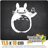 KIWISTAR My Neighbor Totoro - Mein Nachbar Totoro IN 15 FARBEN - Neon + Chrom! Sticker Aufkleber