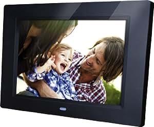 Rollei Pictureline 7000 Bilderrahmen (17,8 cm (7 Zoll) TFT-LED-Display, SD/SDHC/MMC-Kartenslot, USB 2.0) inkl. Fernbedienung schwarz