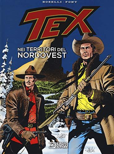 Tex. Nei territori del Nordovest