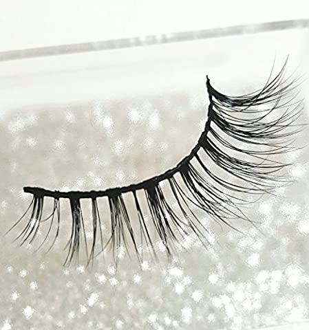 LUXILASH DEMI Amazing Double Layered Wispie 3D Mink Lashes -