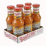 Bautzner Brutzel Sauce Chili-Senf 6er Pack (6 Flaschen à 250 ml)
