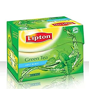 Lipton Clear Green Mint, 20 Tea Bags