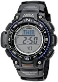 Casio Herren sgw-1000–1 ACR Triple Sensor Digital Display Quartz Black Watch