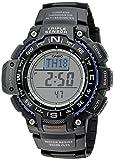 Casio Herren sgw-1000–1ACR Triple Sensor Digital Display Quartz Black Watch