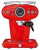 illy X1 Anniversary Iperespresso Kapselmaschine Espresso+Coffee, rot