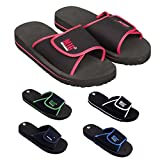 Mens & Boys Slip On Flip Flop Sandals Size 3 to 12 UK By MIG - SPORTS LEISURE BEACH SHOWER GYM