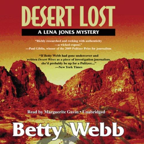 Desert Lost  Audiolibri