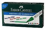 Faber-Castell Whiteboard Marker - Pack of 10 (Green)