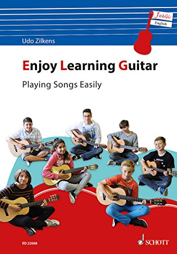 Enjoy Learning Guitar - Playing Songs Easily Guitare