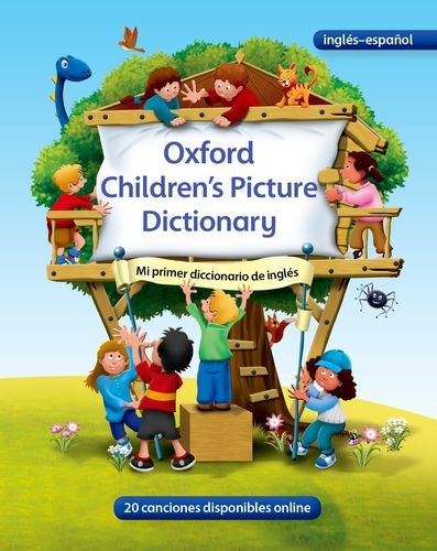 Oxford Children's Picture Dictionary for Learners of English Pack - 9780194433105 (Diccionario Oxford School)