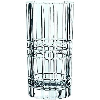 0080729-0 28 cm Spiegelau /& Nachtmann Bossa Nova Vase Kristallglas