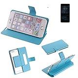 K-S-Trade Flipcover proetcion case for Nokia 6 Dual-SIM,