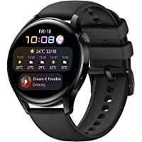 HUAWEI WATCH 3 - 4G Smartwatch, 1.43'' AMOLED Display, eSIM Telefonie, 3 Tage Akkulaufzeit, 24/7 SpO2…