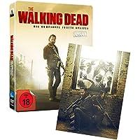 The Walking Dead - Die komplette fünfte Staffel - UNCUT LTD. - LTD. Steelbook mit Lenticular