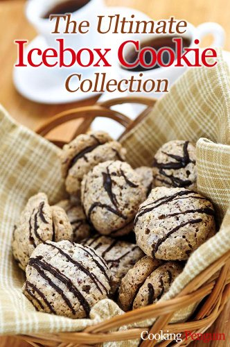 The Ultimate Icebox Cookie Collection (English Edition) de [Cooking Penguin]