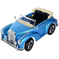 Coche Electrico Infantil Bateria 12V Mercedes MP3 Sonido Claxon y Control Remoto