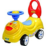 #7: GRAPPLE DEALS Good Baby Rider Foot To Floor Ride-On Toddler With Horn For Kids.