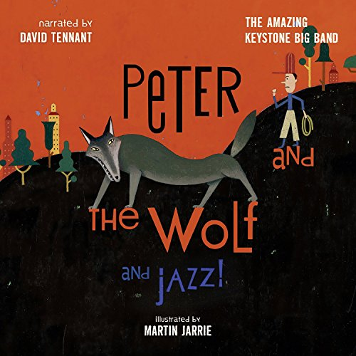 Peter and the Wolf and Jazz!