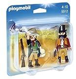 Playmobil 5512 -  Duo Pack Sceriffo e Bandito