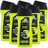 6 x Adidas Pure Game Duschgel