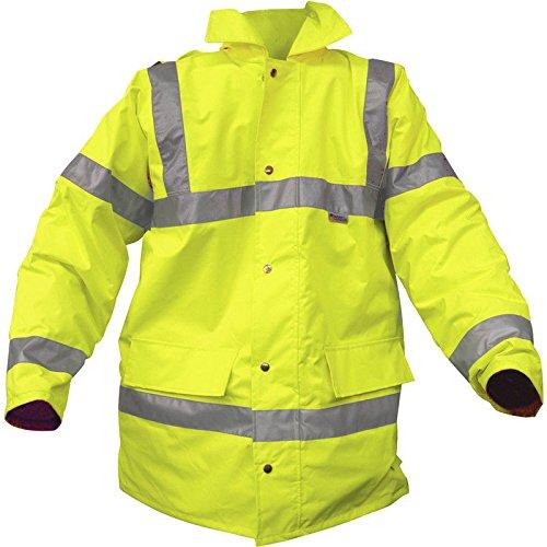 high-viz-visibility-highway-jacket-yellow-reflector-waterproof-xl-extra-large