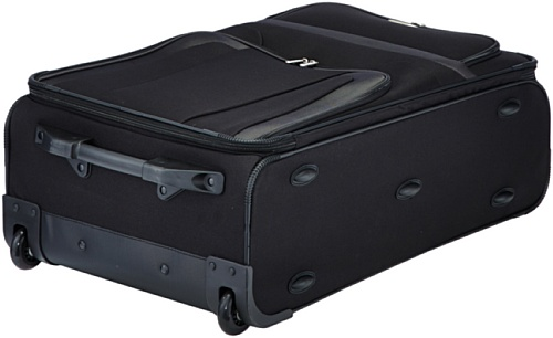 Travelite Roller Case 098489 Orlando 2Wheel Trolley Large 80 Liters (47 x 73 x 26 cm) Black 98489 -