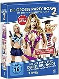 Die große Party Box 2 - Boxset mit 3 Filmen (American High School, Wild Chicks, Im tiefen Tal der Superbabes) [3 DVDs]