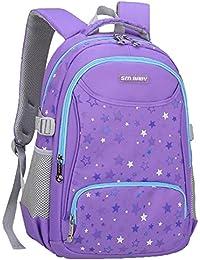 Ocasional Escuela Viajes Unisex Mochila Multifuncional Impermeable Backpack Niños Adolescentes