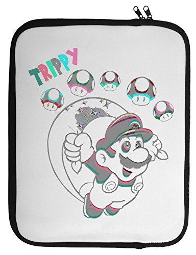 Super Hero Trippy Laptop Case 13