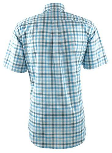 FYNCH-HATTON Herren Freizeithemd jade 5066
