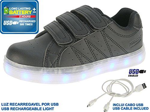 Beppi, Sneaker bambini, nero (nero), 31