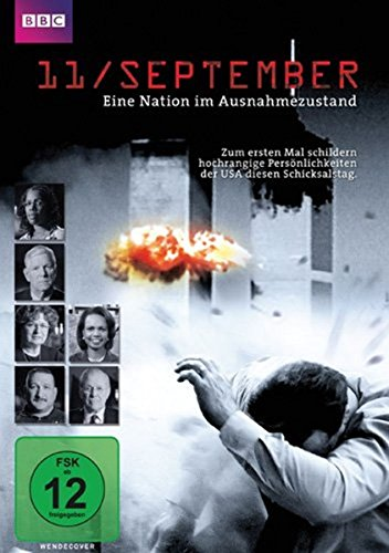 11/September - Eine Nation im Ausnahmezustand [Blu-ray]