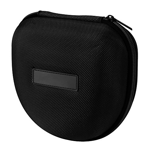 XCSOURCE® Hard Eva Kopfhörer Tasche Beutel Reisetasche (Schwarz) für Marshall Major I/Major II Bluetooth On-Ear Headset TH716 - 6