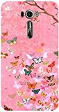 Meetarts Laser550_D1092 Mobile Case for Asus Zenfone 2 Laser Ze550Kl (Multicolor)