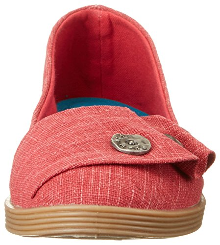 Blowfish Damen Garden Geschlossene Ballerinas Rot (Red)