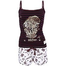 El pijama de dos piezas con rayas HARRY POTTER
