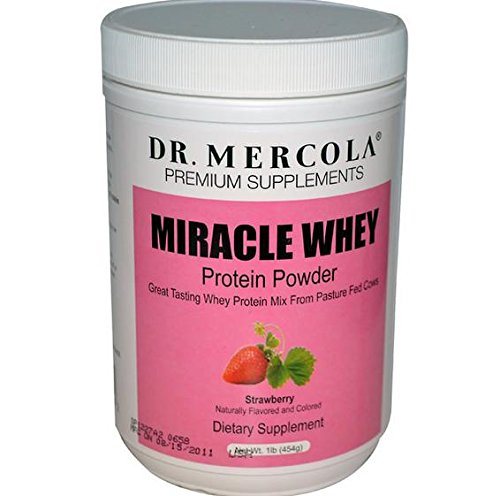 dr-mercola-miracle-whey-protein-powder-strawberry-1-lb-454g-by-dr-mercola