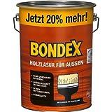 Bondex Holzlasur für Außen Rio Palisander 4,80 l - 329673