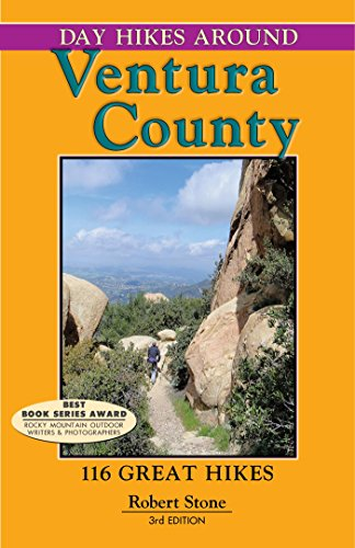 Day Hikes Around Ventura County: 116 Great Hikes (English Edition)