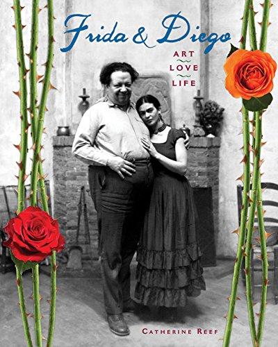 Frida and Diego por Catherine Reef