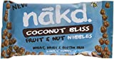 Nakd. Fruit and Nut Nibbles Coconut Bliss 40 g (Pack of 9)