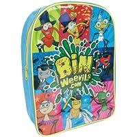 Bin Weevils Single Pocket Backpack