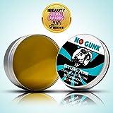 No funk styling Gunk–Strong Hold naturale organico chemical-free styling Wax/balsamo per barba e capelli–nessun residuo