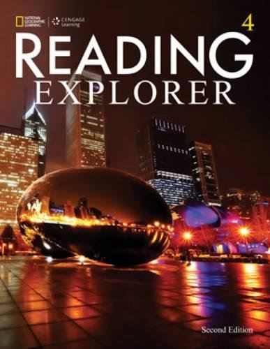 Reading Explorer 4: Student Book with Online Workbook