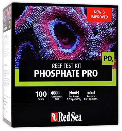 Red Sea R21425 Phosphat Pro Test Kit 100 Tests